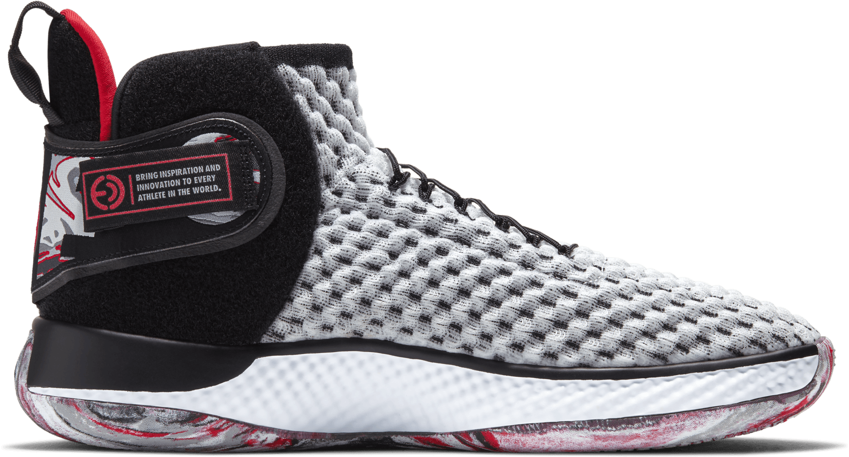 full length zoom basketball shoes