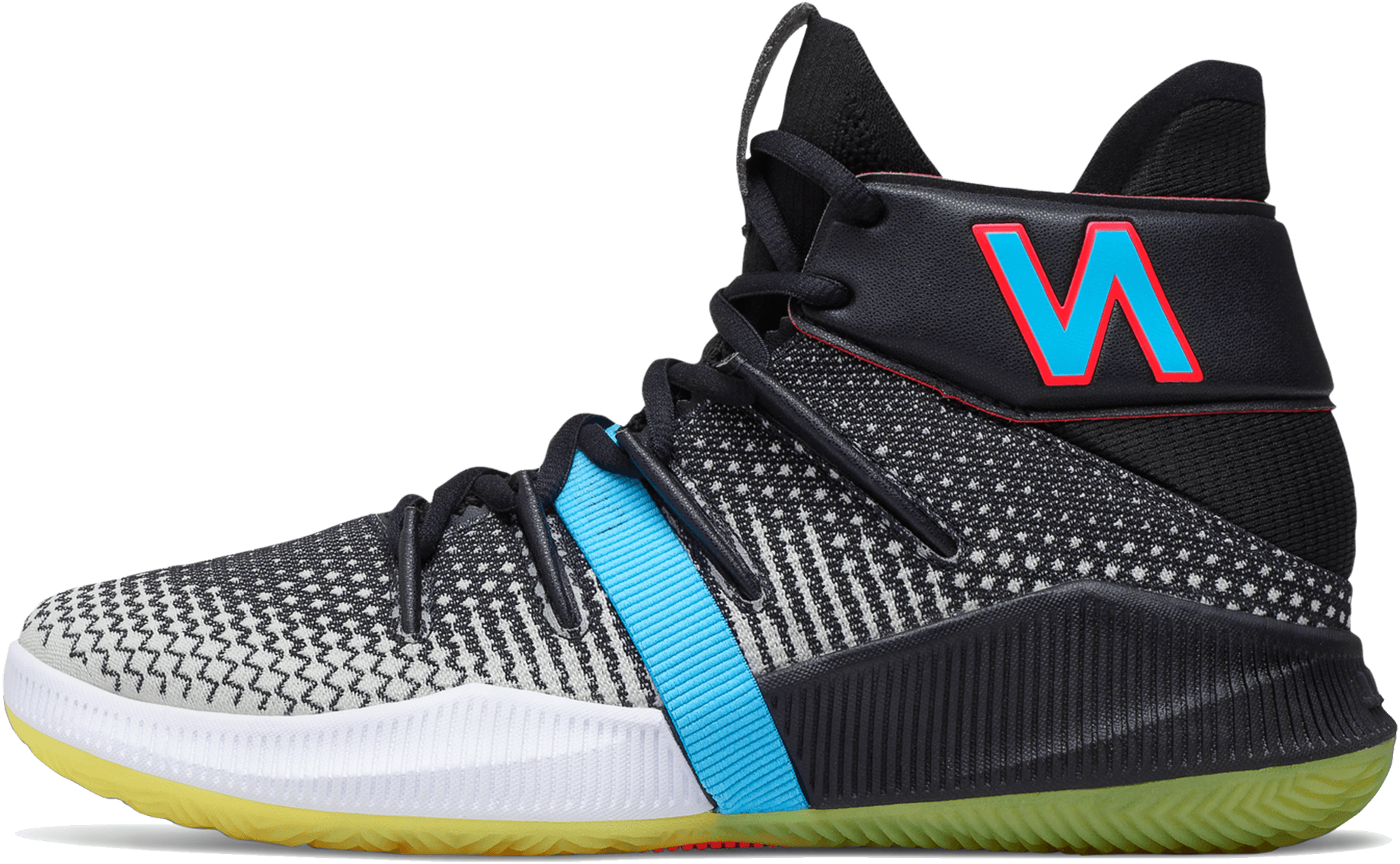 new balance basketball shoe review