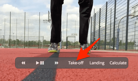 Vertical Jump Analyzer