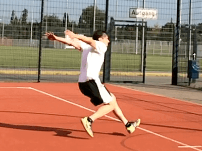 Vertical Jump -Arm Swing