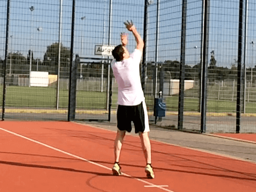 Vertical Jump - takeoff