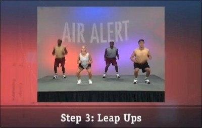 Leap ups
