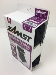 Zamst A2DX Packaging