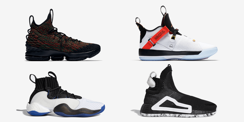 The Top 5 Best Basketball Shoes for Centers & Big Men in 2019