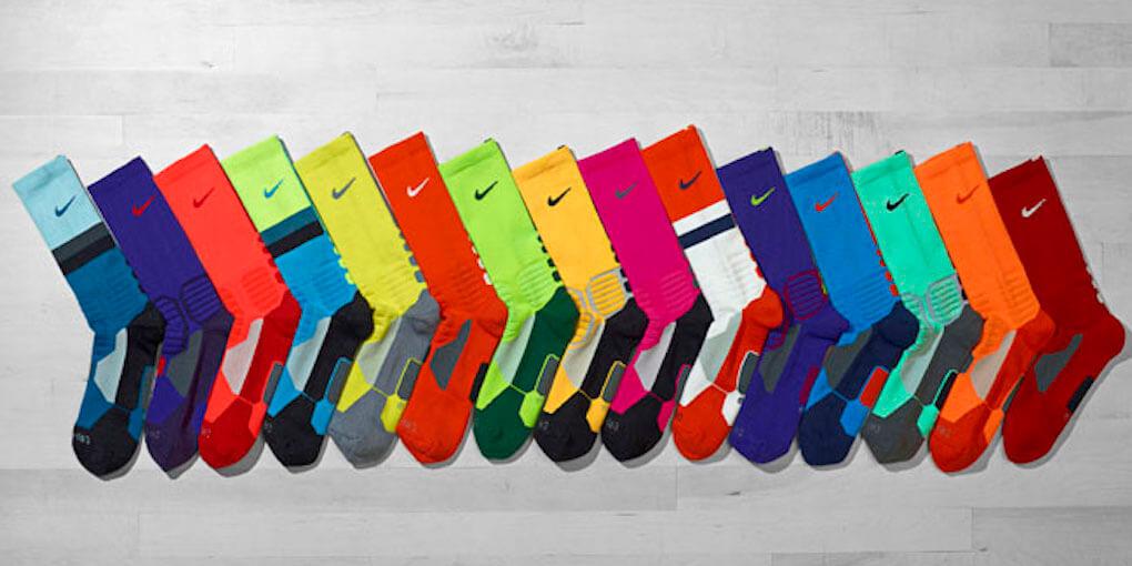 nike basketball youth socks