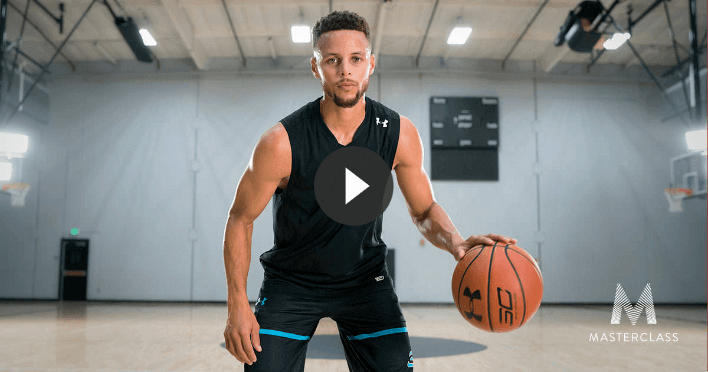 Masterclass Steph Curry Trailer