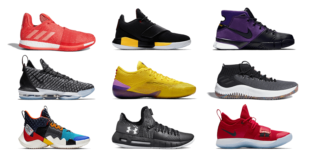 05b01cc4 The 10 Best Basketball Shoes in June 2019 - Top 10 Expert Picks