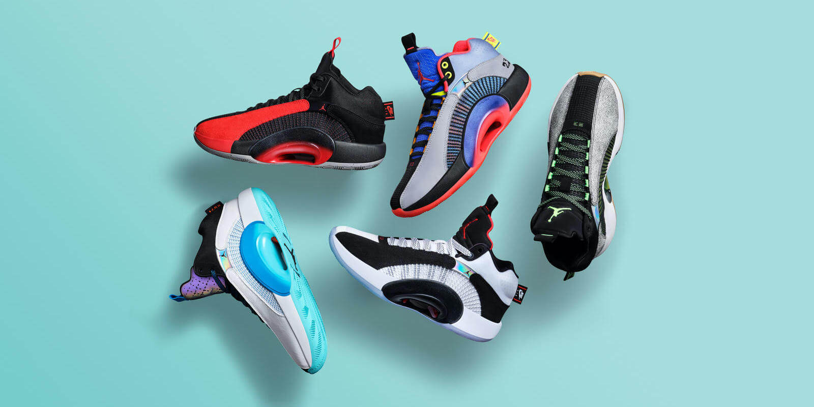 The Best Jordan Basketball Shoes in 2021